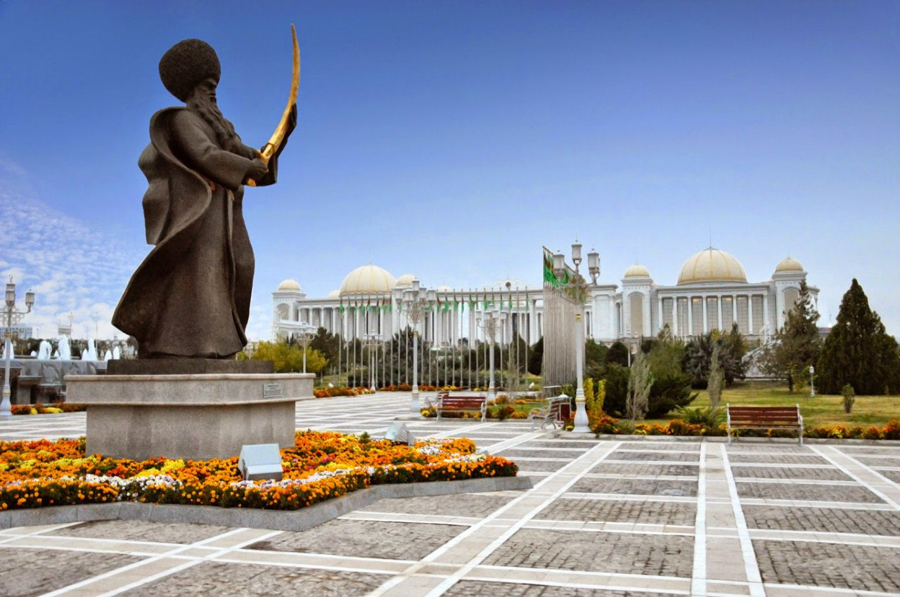 Half Day Ashgabat City Tour