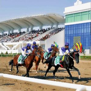 Visit Equestrian Sports Complex And Hippodrome
